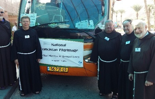 FRANCISCAN HOLY LAND                                                      06TH - 14TH OCTOBER